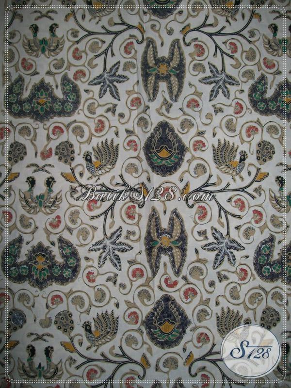Batik Motif Wahyu Temurun,Batik Motif Klasik Asli Solo [K996BT]