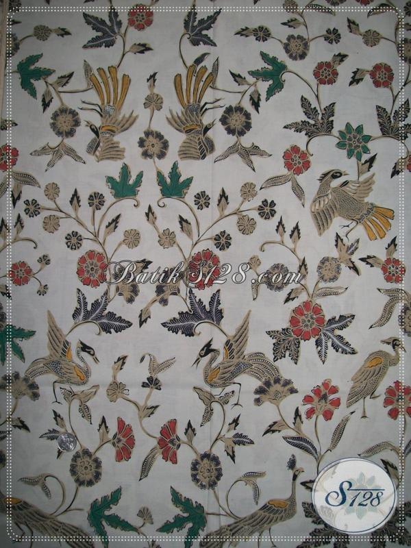 Aneka Kain Batik Elegan Asli Kampung Batik Laweyan Di Jawa [K999BT]