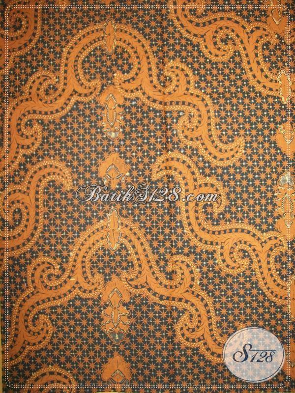 Batik solo motif truntum sri kuncoro