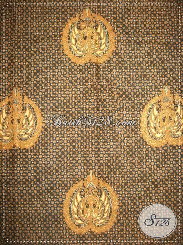 Kain Jarik Batik Truntum Garuda