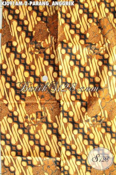 Kain Jarik Batik Parang Anggrek
