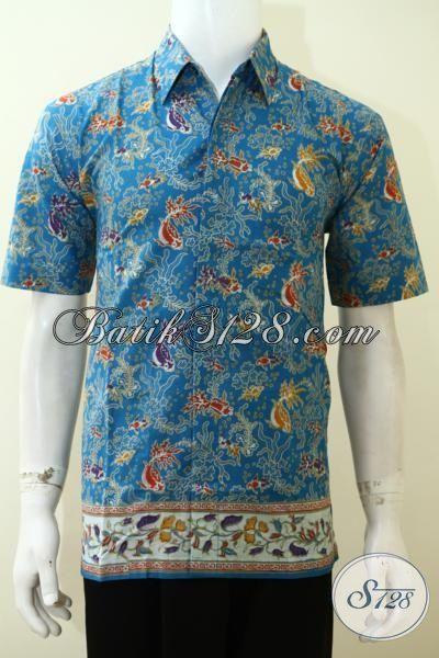Toko Batik Paling Terkenal Di Solo, Jual Hem Batik Bagus
