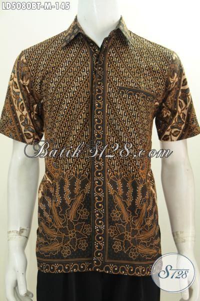 Hem Batik Bagus Desain Motif Istimewa Cocok Buat Kerja Dan ...