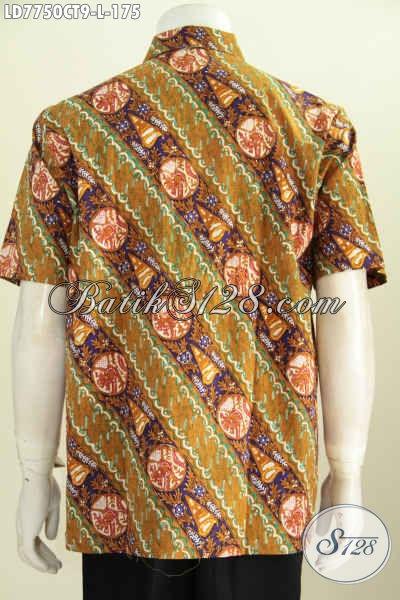 Toko Batik Online Paling Up To Date, Busana Batik Elegan Halus Proses Cap Tulis Kwalitas Istimewa Dengan Harga Biasa [LD7750CT-L]