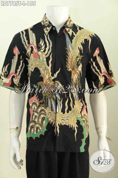 Toko Baju Batik Online, Pusat Pakaian Batik Terlengkap dan Up To Date Tempat Rejukan Untuk Upgrade Fashion Batik Berkwalitas Dengan Harga Terjangkau [LD7785T-L]
