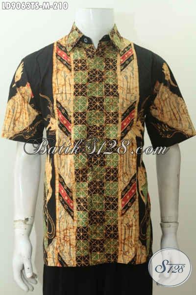Batik pria tulis model terbaru