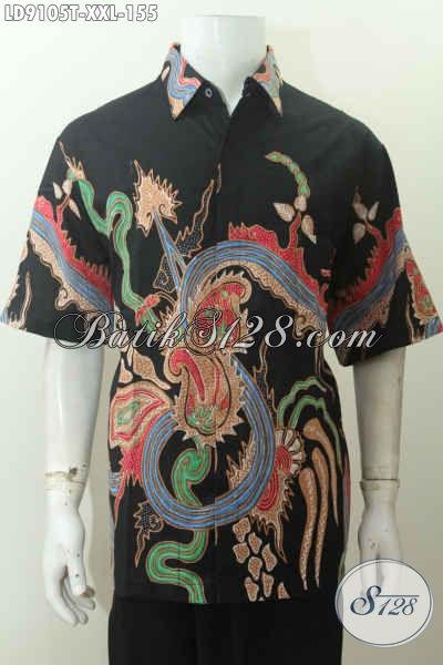 Batik abstrak modern terbaru