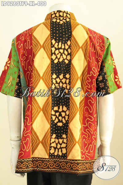Jual Baju Batik Hem Istimewa 400K, Hem Batik Lengan Pendek ...