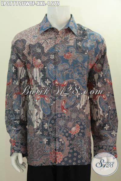 batik pria eksklusif sutra