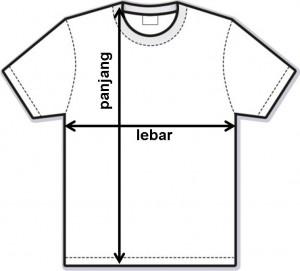Ukuran Baju Batik